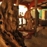 Driftwood Sculptures at Coco Arte